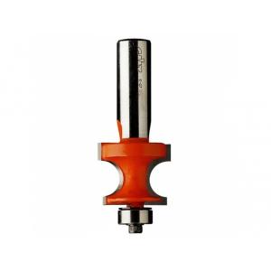 CMT Zaobľovacia fréza vydutá s ložiskom R4,75 D25,4x18,6 S=12mm